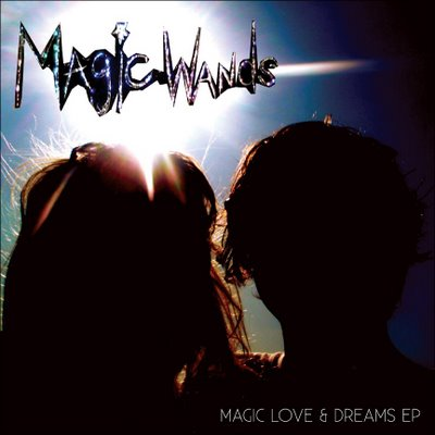 Capa do EP Magic Love and Dreams